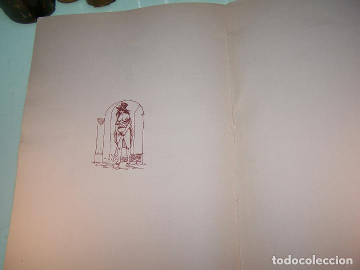 Otros: Mémoires duna chanteuse allemande. Illustrations originales Georges Pichard. Pornografía. Roma.1978 - Foto 13 - 170857235