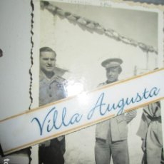 Otros: OFICIALES LEGION AISA TAGRAGRA POST GUERRA CIVIL 1940. Lote 172370819