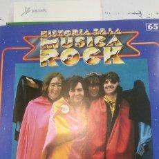 Otros: HISTORIA DE LA MUSICA ROCK N 65 PORTADA DE REVISTA. Lote 173492900