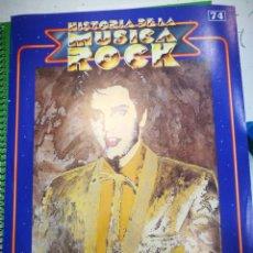 Otros: HISTORIA DEL ROCK N 74 PORTADA DE REVISTA. Lote 173521680