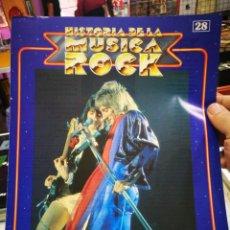 Otros: HISTORIA DEL ROCK N 28 PORTADA DE REVISTA. Lote 173521909