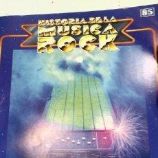 Otros: HISTORIA DEL ROCK N 85 PORTADA DE REVISTA. Lote 173526445