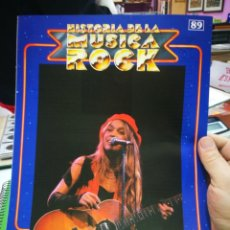 Otros: HISTORIA DEL ROCK N 89 PORTADA DE REVISTA. Lote 173566208