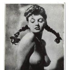 Otros: ANTIGUA FOTO ERÓTICA PORNOGRÁFICA MUJER DESNUDA SEXY AÑOS 60'-70'. Lote 176473567