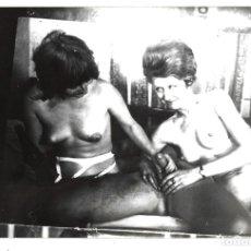 Otros: ANTIGUA FOTO ERÓTICA PORNOGRÁFICA MUJER DESNUDA SEXY AÑOS 60'-70' SEXO EXPLÍCITO. Lote 176558188
