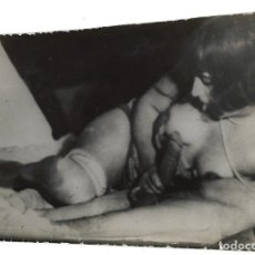 Otros: ANTIGUA FOTO ERÓTICA PORNOGRÁFICA MUJER DESNUDA SEXY AÑOS 60'-70' SEXO EXPLÍCITO. Lote 176559672