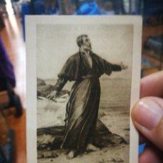 Otros: ESTAMPA ESTAMPITA SAN FRANCISCO JAVIER DE LA COMPAÑIA DE JESUS. Lote 178555592