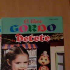 Otros: EL LIBRO GORDO DE PETETE TOMO VERDE. Lote 190990837