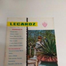 Otros: LECAROZ Nº 52 / 1965 / BOLETIN COLEGIO FOTOS ALUMNOS . Lote 193287461