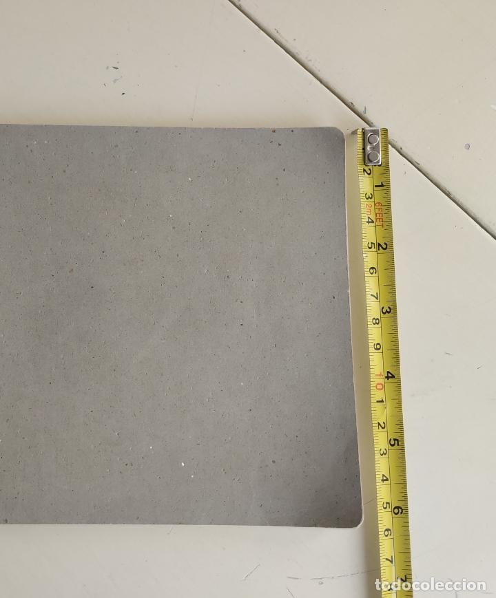 Otros: Antiguo cuaderno cuadros horizontal. Grapa - Foto 6 - 193289450