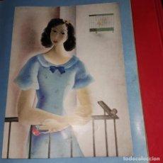 Otros: LAMINA DE ESCASSI AÑO 1938. Lote 194863150