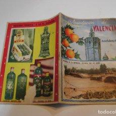 Outros: ANTIGUO LIBRITO REVISTA INUNDACIÓN DE VALENCIA 14 DE OCTUBRE DE 1957 PATROCINADO VIKER BUEN ESTADO. Lote 196374563