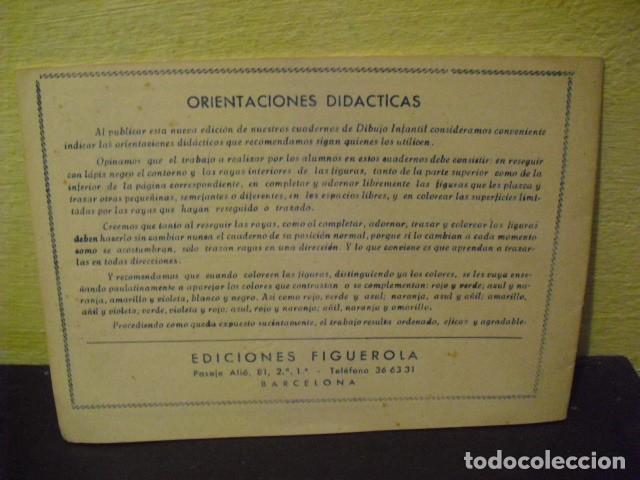 Otros: DIBUJO INFANTIL - CUADERNO Nº 6 - EDICIONES FIGUEROLA - Foto 2 - 216985178