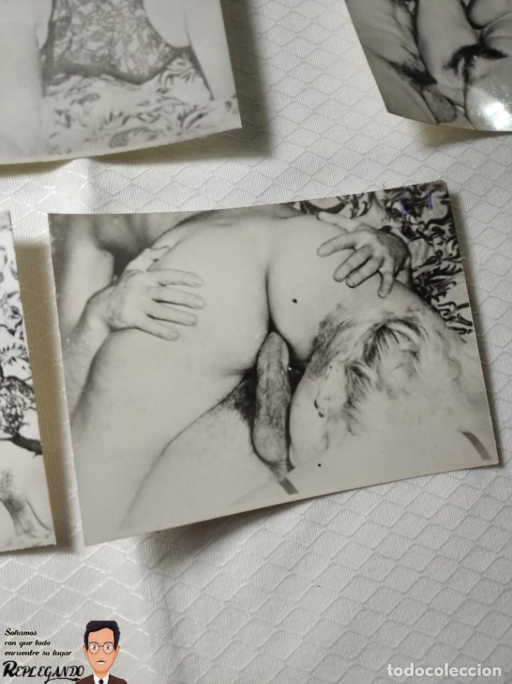 """Otros: COLECCIÓN 17 FOTOS PORNOGRÁFICAS (NUMERADAS) """"UN TRIÁNGULO"""" - AÑOS 50 - Foto 18 - 230804975"""