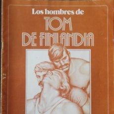 Outros: REVISTA LOS HOMBRES DE TOM DE FINLANDIA Nº 2 EROTICA VINTAGE GAY PORN TOM OF FINLAND. Lote 269277193