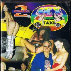 Peliculas: CINTA VHS - SEX TAXI - Nº 2 - 90 MINUTOS - PELÍCULA X. Lote 33075741