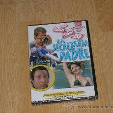 Peliculas: LA SECRETARIA DE MI PADRE JAIMITO DVD ALVARO VITALI CINE EROTICO NUEVA PRECINTADA. Lote 220898727