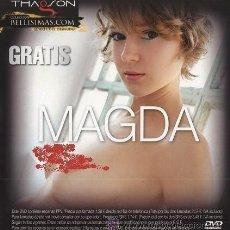 Peliculas: MAGDA (DVD ERÓTICO). Lote 37011654