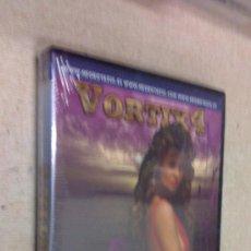 Peliculas: DVD VORTIX4-EROTICA-DVD-CLASICOS MARIO SALIERI- NEGROYAZUL-NUEVA PRECINTADA . Lote 38530642