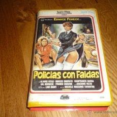 Peliculas: PELICULA EROTICA BETA POLICIAS CON FALDAS - EDWIGE FENECH - ALVARO VITALI. Lote 211764388