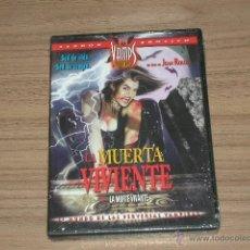 Peliculas: LA MUERTA VIVIENTE DVD DE JESS FRANCO TERROR EROTICO NUEVA PRECINTADA. Lote 232176445