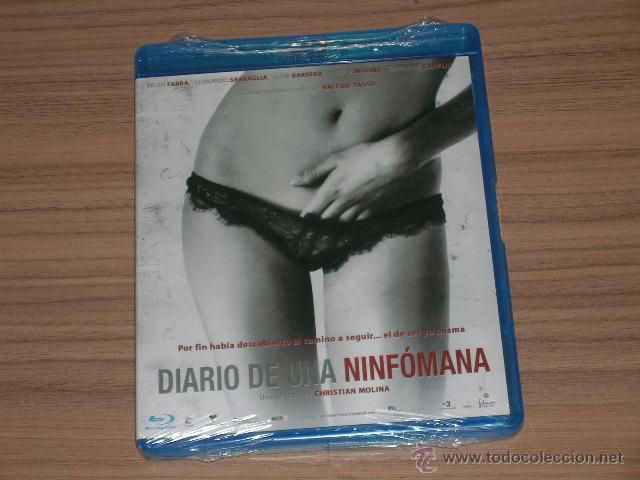 DIARIO DE UNA NINFOMANA BLU-RAY DISC CINE EROTICO NUEVO PRECINTADO (Coleccionismo para Adultos - Películas)