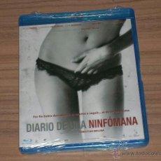 Peliculas: DIARIO DE UNA NINFOMANA BLU-RAY DISC CINE EROTICO NUEVO PRECINTADO. Lote 226342735