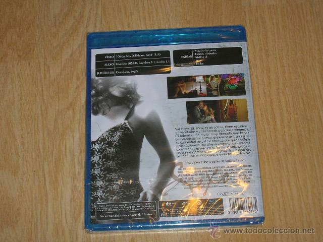 Peliculas: DIARIO de Una NINFOMANA BLU-RAY DISC Cine EROTICO Nuevo PRECINTADO - Foto 2 - 226342735