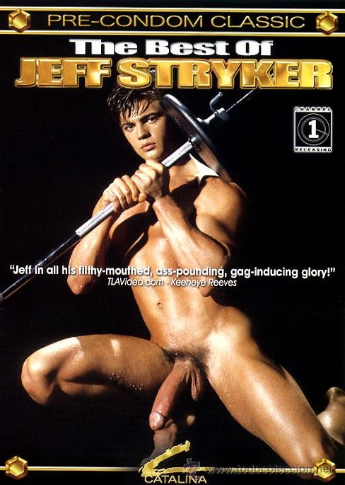 Jeff Stryker Powertool