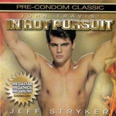 Peliculas: IN HOT PURSUIT (DVD PRECINTADO) DEL REY DEL CINE GAY JEFF STRYKER. Lote 214402662
