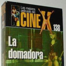 Peliculas: LA DOMADORA (1999) / ALAIN PAYET - LEA MARTINI ZARA WHITES DANIELLA RUSH DRU BERRYMORE OCEANE - VHS. Lote 49710064