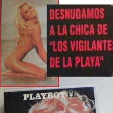 Peliculas: LO MEJOR DE PAMELA ANDERSON VHS DESNUDA VÍDEO PLAYBOY ERÓTICO EROTISMO ERÓTICA POSANDO EN REVISTA. Lote 52427357