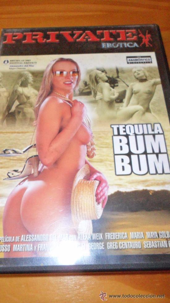 DVD PRIVATE - TEQUILA BUM BUM -- (REF-HAMIMU1CEES3ESOR) (Coleccionismo para Adultos - Películas)