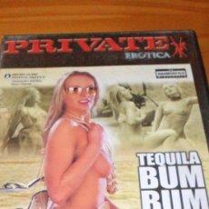 Peliculas: DVD PRIVATE - TEQUILA BUM BUM -- (REF-HAMIMU1CEES3ESOR). Lote 53396473