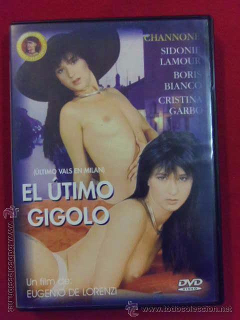 DVD PELICULA X - EL ULTIMO GIGOLO. - EUGENIO DE LORENZI ----------(REF M1 E1) (Coleccionismo para Adultos - Películas)