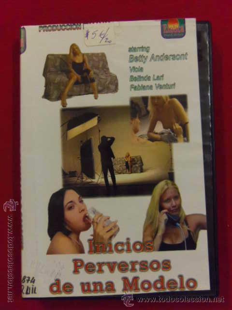 DVD PELICULA X - INICIOS PERVERSOS DE UNA MODELO -------(REF M1 E1) (Coleccionismo para Adultos - Películas)