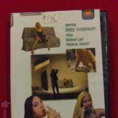Peliculas: DVD PELICULA X - INICIOS PERVERSOS DE UNA MODELO -------(REF M1 E1). Lote 53645019