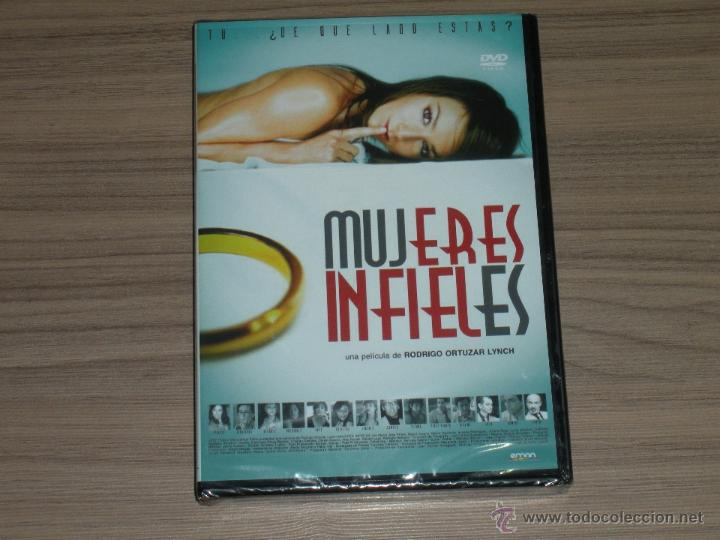 MUJERES INFIELES DVD CINE EROTICO NUEVA PRECINTADA (Coleccionismo para Adultos - Películas)