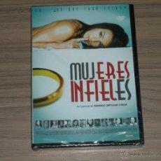 Peliculas: MUJERES INFIELES DVD CINE EROTICO NUEVA PRECINTADA. Lote 217588330