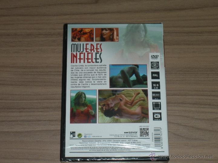 Peliculas: MUJERES INFIELES DVD Cine EROTICO Nueva PRECINTADA - Foto 2 - 217588330