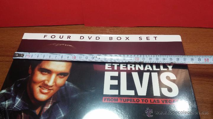 Peliculas: Eternally ELVIS, 4 DVD, sin desprecintar, que cuenta la vida de ELVIS PRESLEY - Foto 20 - 54294384