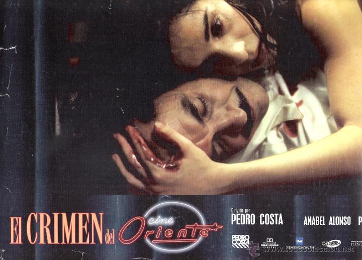 El Crimen Del Cine Oriente Fotocromo Original D Buy Adult Movies