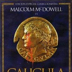 Peliculas: DVD CALIGULA EDICIÓN ESPECIAL COLECCIONISTAS. Lote 56109258