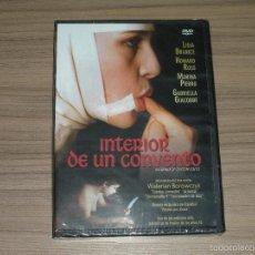 Peliculas: INTERIOR DE UN CONVENTO DVD CINE EROTICO NUEVA PRECINTADA. Lote 223341027