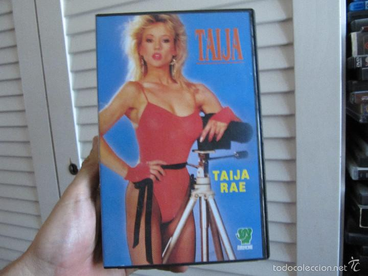 TAIJA-TAIJA RAE VHS DOBLADO AL CASTELLANO (Coleccionismo para Adultos - Películas)
