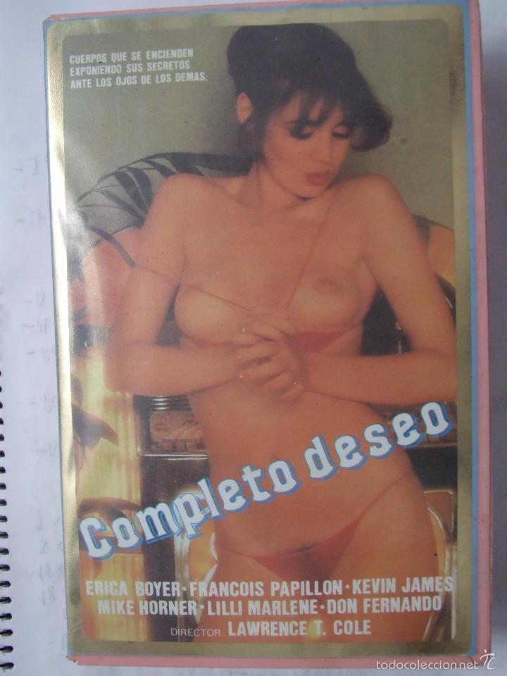 Vhs Completo Deseo Erica Boyer Kevin James Lilli Marlene Tentation