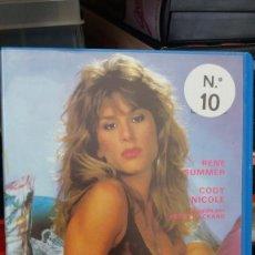 Peliculas: WET DREAMS- VHS- RENE SUMMERS. Lote 61504827