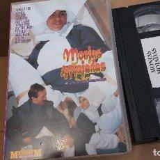 Peliculas: MONJAS MOJADAS- VHS. Lote 61650044