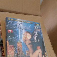 Peliculas: NIGHT CLUB- VHS- RODADA EN 35MM- ESTRELLA ESPECIAL AMBER LYNN. Lote 61650152