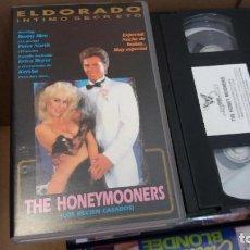 Peliculas: THE HONEYMOONERS (LOS RECIEN CASADOS)- VHS. Lote 61651220